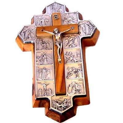 14-stages-catholic-plaque