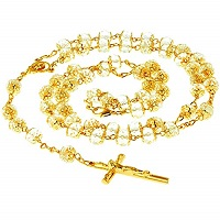Gold-Necklace-Rosary