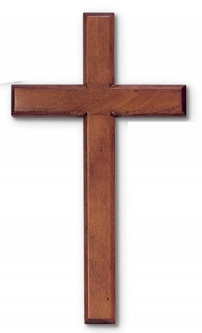 mahogany-wood-cross