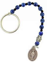 one-decade-rosary-bead-key-chain