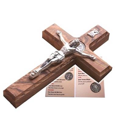 St-Benedict-catholic-cross
