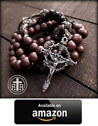 Copper-Paracord-Military-Rosary