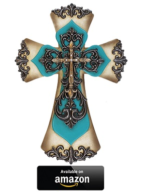 Old-River-Decorative-Layered-Teal-Tuscan-Wall-Cross-1